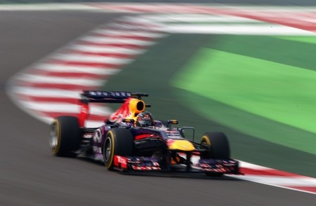 Sebastian Vettel, nueva pole en India