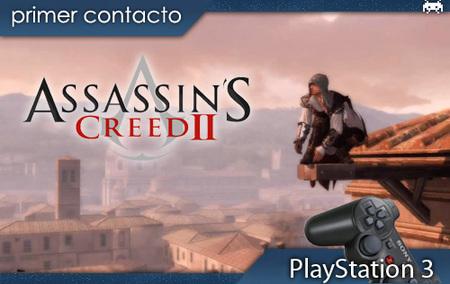'Assassin's Creed II'. Primer contacto