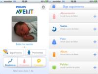 MyBaby&Me, nueva aplicación de Philips AVENT para el seguimiento del bebé