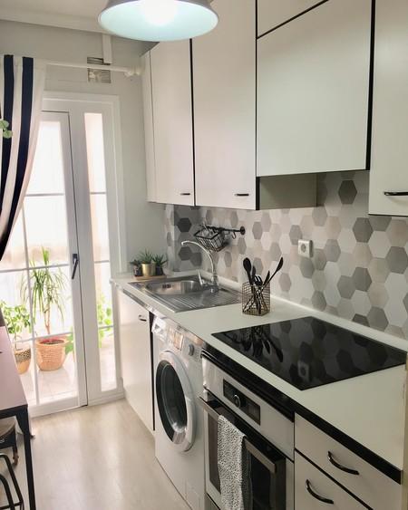 Antes y Después; un sorprendente cambio en la cocina sin necesidad de obras