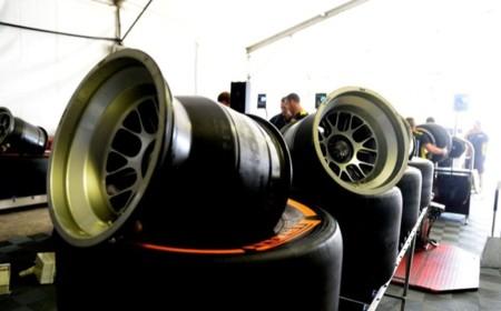 Llantas Y Neumaticos Formula 1