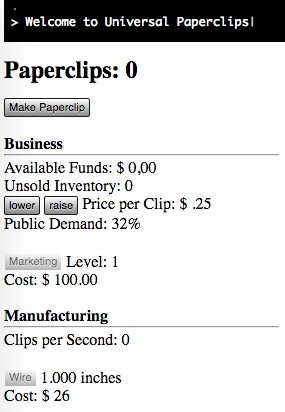 Www Decisionproblem Com Paperclips Index2 Html