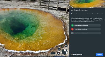 Los nuevos test de Google Earth ponen a prueba tus conocimientos sobre el planeta