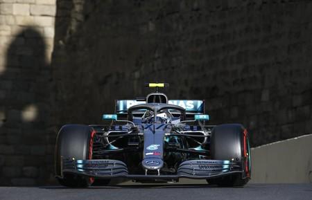 Bottas Baku F1 2019