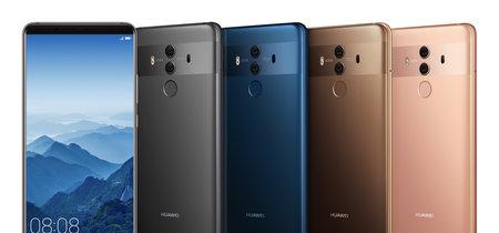 La cámara del Mate 10 Pro supera a las del iPhone 8 Plus y el Note 8 en DxOMark