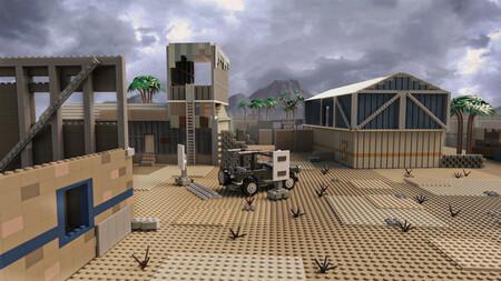 Firing Range Lego Cod