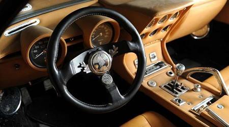 Lamborghini Miura Onassis 1969 a subasta