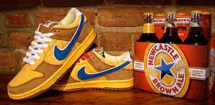 "Zapatillas Nike SB ""Newcastle"" Dunks"