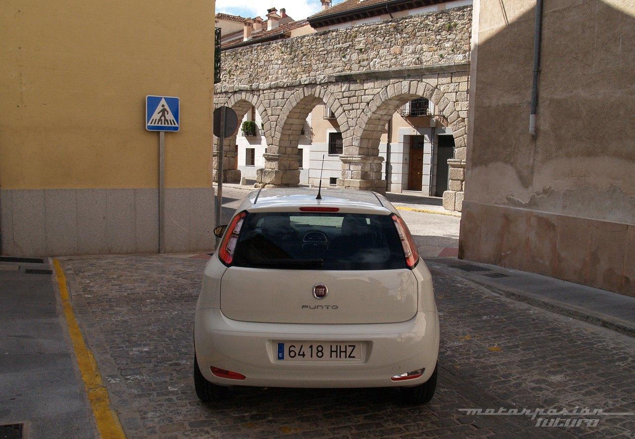 Foto de Fiat Punto GLP (prueba) (12/27)