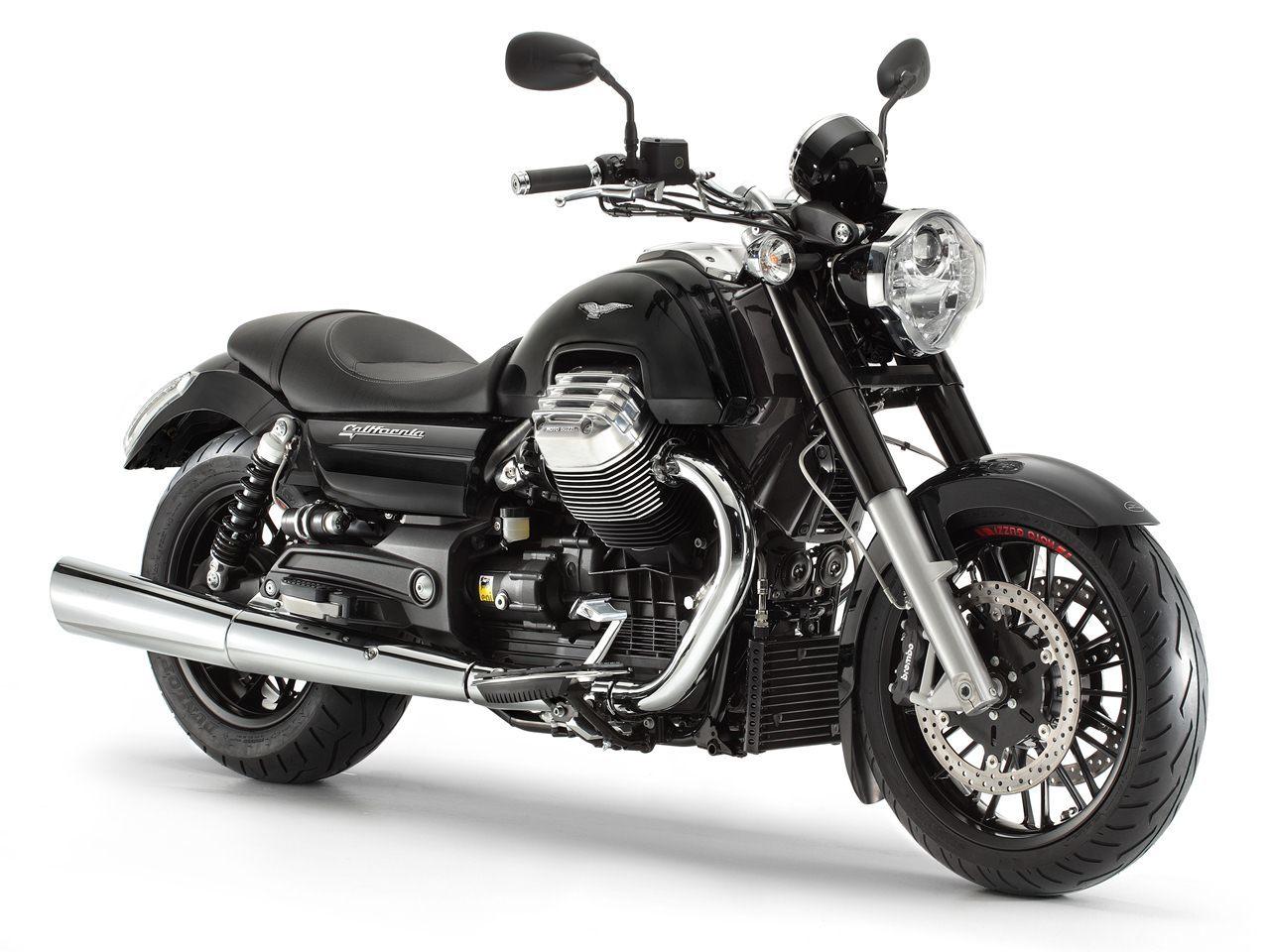 Foto de Moto Guzzi California 1400 Custom (1/36)