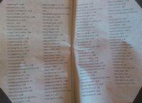Las 122 webs de la primera lista Sinde: curiosidades y conclusiones