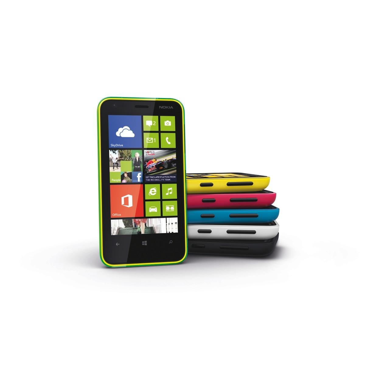Foto de Nokia Lumia 620 (1/6)