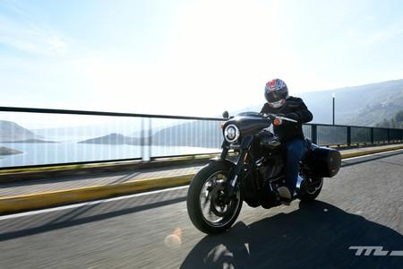 Harley Davidson Triple S 2020 Prueba 034