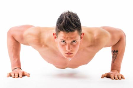 Diferentes flexiones de pectoral para trabajar a fondo
