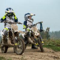 Forja una nueva miniestrella del motocross con las nuevas Husqvarna TC 50 y TC 65