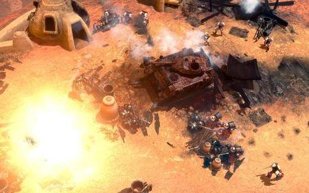 'Dawn of War II', más imágenes y nuevo trailer