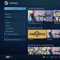 Steam Link llega a Android: así puedes jugar en tu móvil, tablet o Android TV a los juegos de tu PC