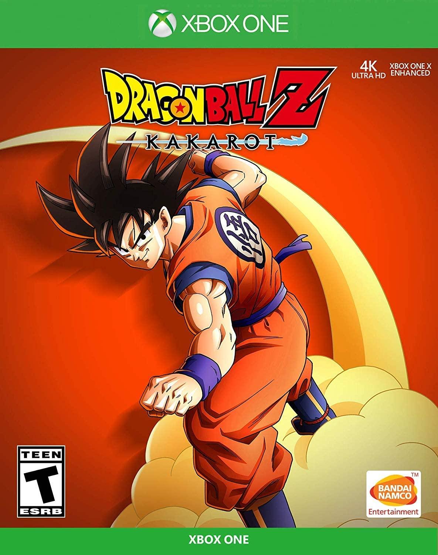 Dragon Ball Z: Kakarot para Xbox One