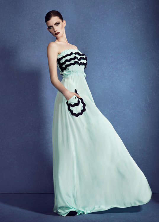 Foto de Vestidos para una boda de tarde: mi elección es un vestido largo (21/30)