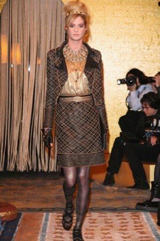 Chanel Pre-Fall 2011 blusa