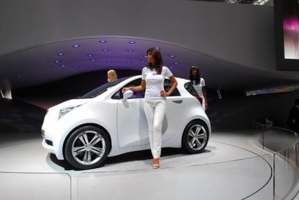 Confirmado el Toyota iQ de producción