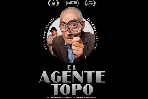 'El agente topo': el documental aspirante al Óscar retrata con diversión y ternura a un inusual espía en una residencia de ancianos