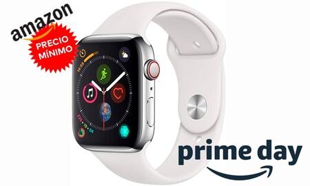 Todo un chollo y a su precio más bajo hasta la fecha: el Apple Watch de 44mm con LTE, ahora en el Prime Day de Amazon por sólo 399,99 euros