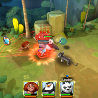 DreamWorks Universe of Legends: llega a Google Play el juego protagonizado por los personajes de DreamWoks