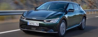Probamos el KIA EV6, el coche eléctrico de hasta 585 CV y 528 km de autonomía que pone a KIA en la órbita de los premium