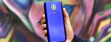 Motorola Moto™ G9 Play, análisis: cuando la autonomía se convierte en usted mejor arma
