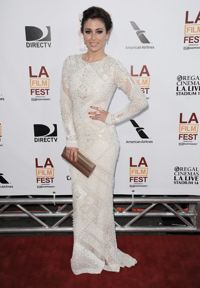 Top 10-5: Las famosas españolas mejor vestidas en 2013