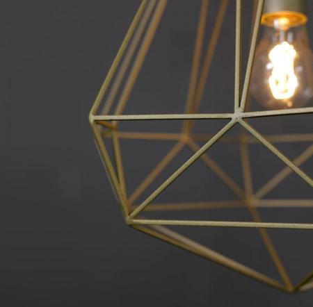 Lámpara Diamonds de Sylvie Meuffels para JSPR