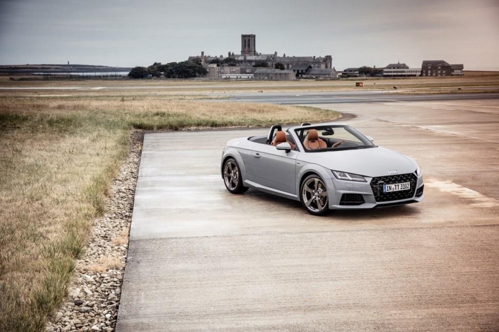 Foto de Audi TT 20 Aniversario (1/11)