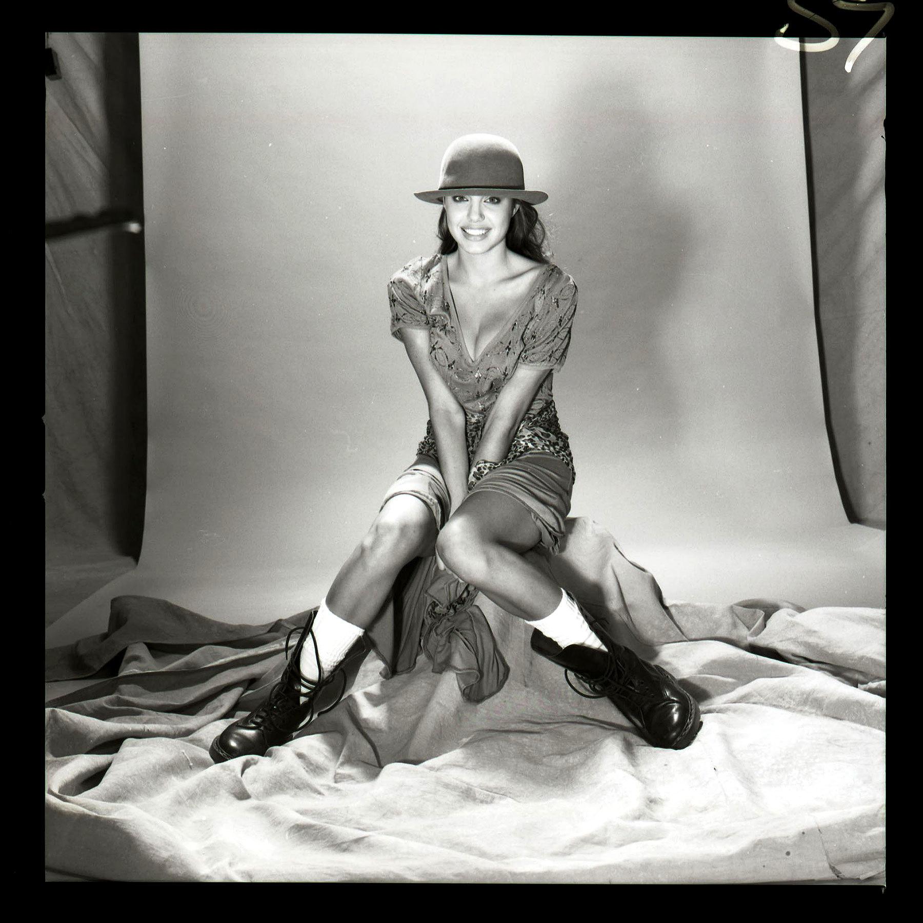 Foto de Angelina Jolie 15 años (5/7)