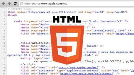Apple.com Apple.es web diseño HTML5