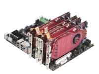AMD ATi HD 3800, <em>Crossfire</em> barato