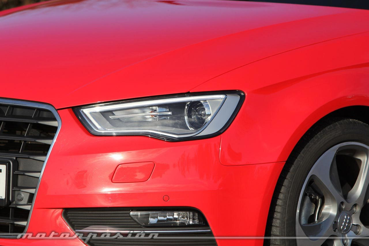 Foto de Audi A3 2.0 TDI (prueba) (29/52)