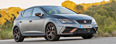 SEAT León CUPRA R, a prueba: 310 hp son suficientes para tener el mejor compacto deportivo del mercado