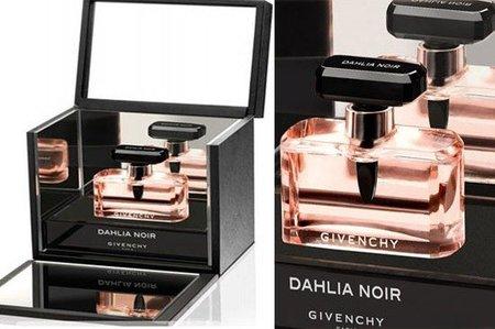 Edición limitada del perfume Dahlia Noir de Givenchy