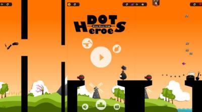 Dot Heroes: Woop Woop Ninja, el Flappy Bird vitaminado con habilidades y jefes finales