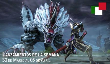 Lanzamientos de la semana en México del 30 de marzo al 05 de abril