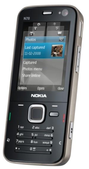 Nokia N78 a fondo
