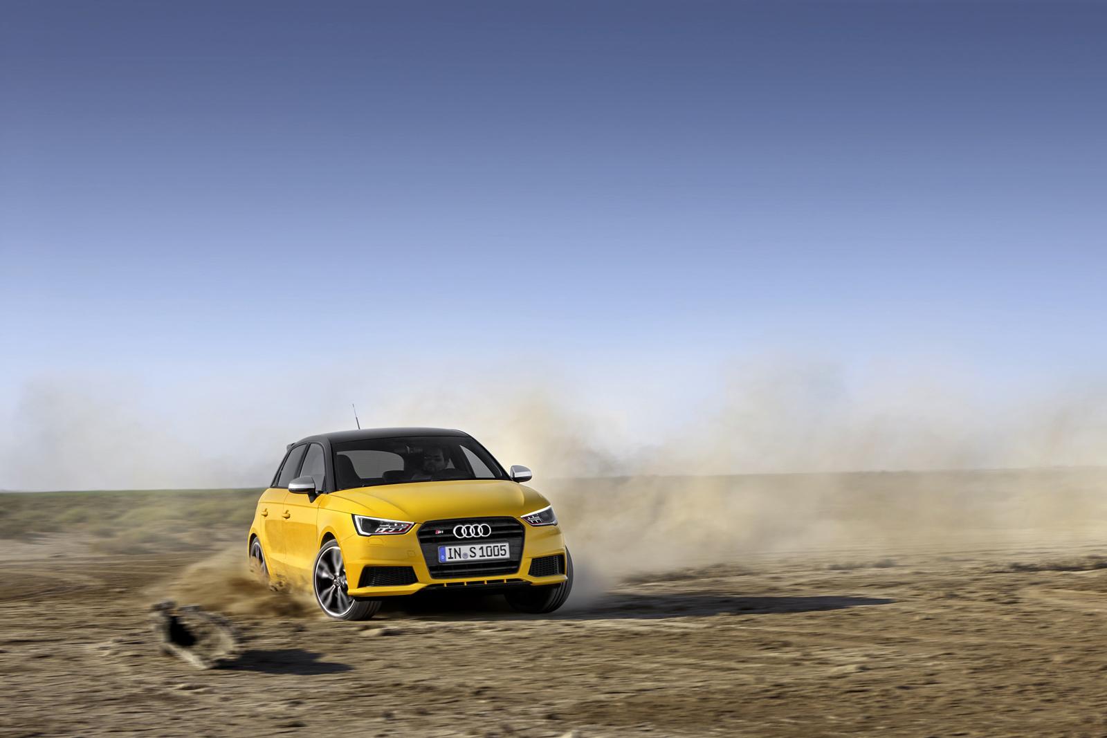 Audi S1 15 25