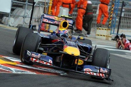 ¿Nos creemos ya que Mark Webber puede ser campeón? Bandera a cuadros GP de Mónaco 2010