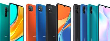 Redmi 9 vs Redmi 9A vs Redmi 9C: en qué se diferencian los teléfonos más baratos de Xiaomi
