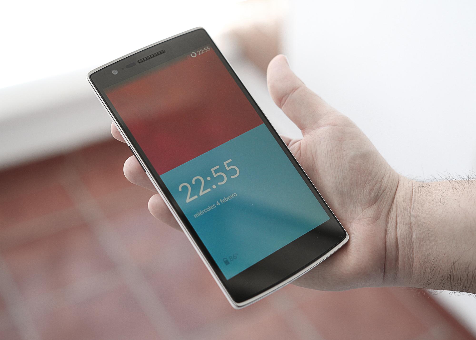 Foto de OnePlus One, diseño (19/25)