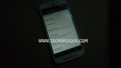 Aparece un Moto G segunda generación con Android 5.1