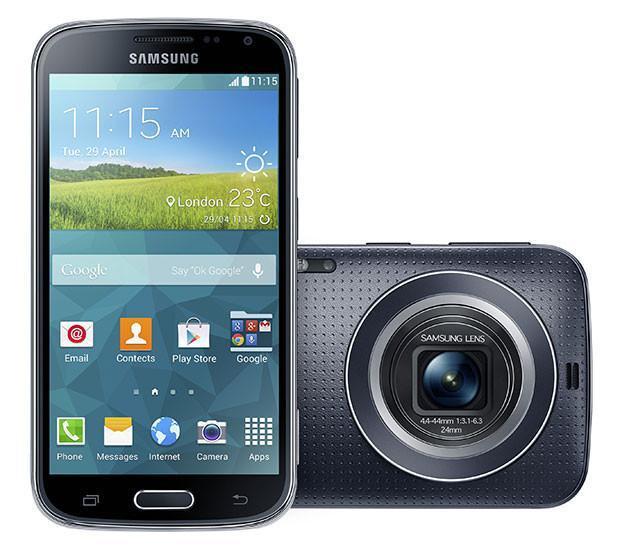 Samsung Galaxy K zoom, toda la información