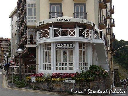 Restaurante Elkano, puro mar en Getaria
