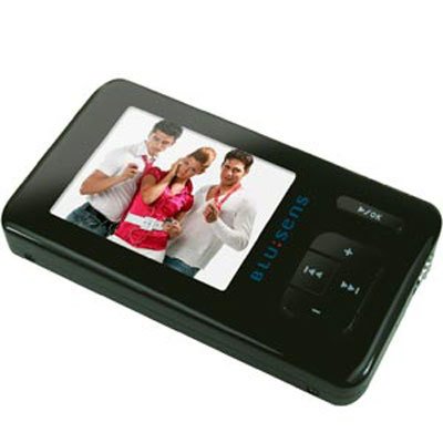 Contenidos multimedia de EFE en los reproductores MP4 Blusens